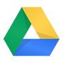 Logo du google drive
