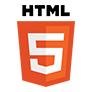 Logo de l'html 5